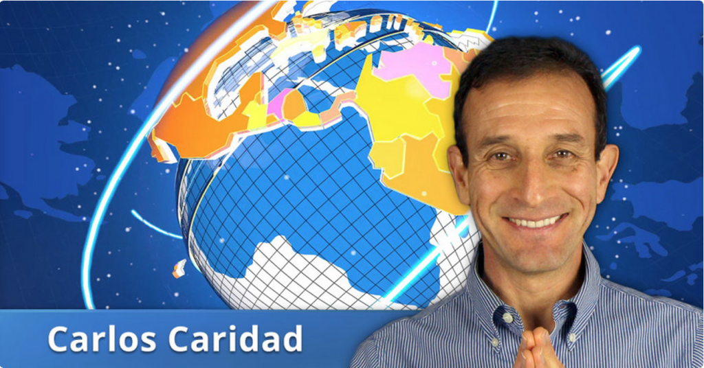 World Summit of Integrative Medicine - Carlos Caridad Reiki Energy Healing